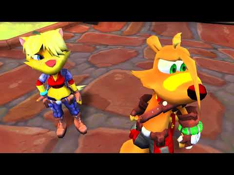 Gameplay de TY the Tasmanian Tiger 3