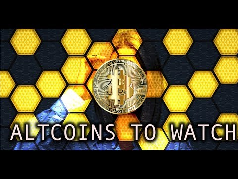 Altcoins To Watch in 2019