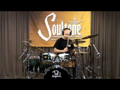 Soultone Cymbals - Erik Truelove - Yo Mama by The Tryst