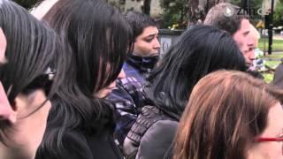 preview picture of video 'Uherský Brod se loučí s oběťmi masakru'