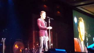 "The Tenors  ""Bring Him Home""  Fraser's Solo  12/19/15"
