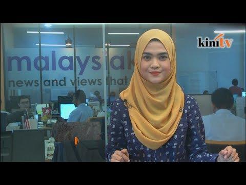 Sekilas Fakta,31 Mei 2017 - Noh komen jika Jamal jadi calon, Rafizi minta maaf