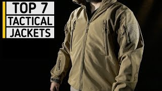 TOP 7 BEST TACTICAL JACKETS 2020 | YOU MUST SEE ON AMAZON #01