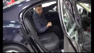 Volvo S80 - тест с Александром Михельсоном