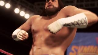 "WWE 2K15 Video - Randy ""Macho Man"" Savage WWE Hall of Fame Tribute"