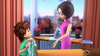 Фиксики - Невидимые чернила | Познавательные мультики для детей