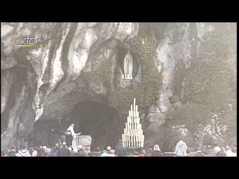 Chapelet à Lourdes du 20 novembre 2019
