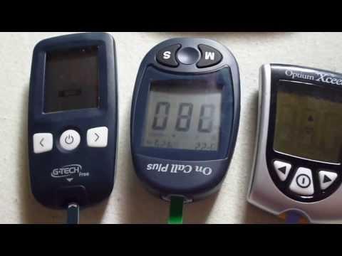 Como detectar açúcar no sangue