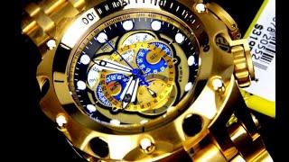 Relógio invicta venom hybrid 16804 16805 cronógrafo  suiço