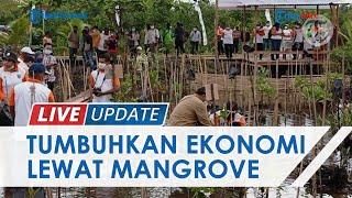 BRGM Dorong Pariwisata & Ekonomi Masyarakat Lokal Papua Barat Lewat Rehabilitasi Mangrove