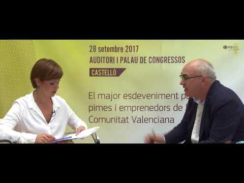 Entrevista Domingo García Marzá (28/09/17)