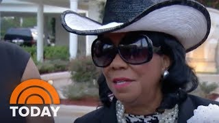 President Donald Trump To Widow Of Fallen Soldier: 'He Knew What He Signed Up For' | TODAY