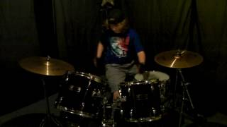 Stryper Water Into Wine Drum Cover