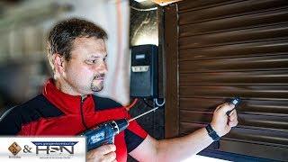 Garagentor / Rolltor einbauen / montieren  / Garagentorverkauf.de
