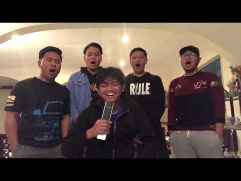 Asal Kau Bahagia Cover - Try Not To Laugh Ft. Skyband Junior