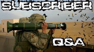 Marine Corps Mondays - Subscriber Q&A