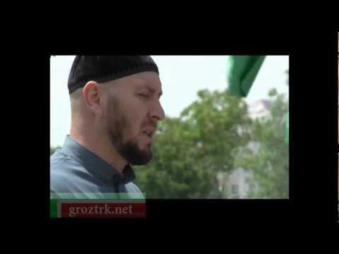 Проповедь А. Абдулаева - видео-запись