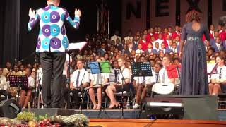 Neria - Oliver Mtukudzi with the Combined Schools Orchestra and Choir