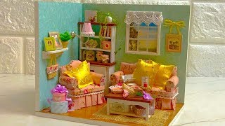 DIY Miniature Dollhouse Happiness Series Reunion With Happiness