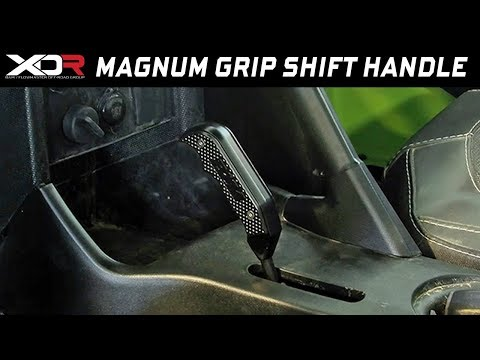 2018-19 Arctic Cat/Textron Wildcat - XDR Off-Road Magnum Grip Shift Handle