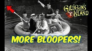 Rarely Seen Gilligan's Island Bloopers You Probably DID NOT Notice!