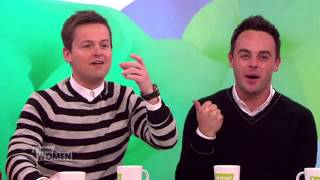 Ant & Dec On Madonna's Fall | Loose Women