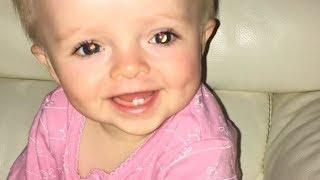 У крохи нашли рак обоих глаз благодаря фото, на которых они оказались засвечены