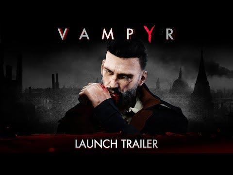 Vampyr Steam Key GLOBAL - 1