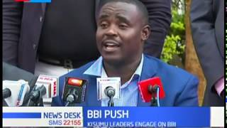 Western Kenya MPs reiterate support for upcoming BBI conference set for 18th January in Kakamega