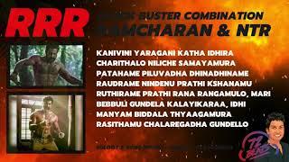 RRR Movie Title Song (Official) | Deepak Sallagundla | 2020