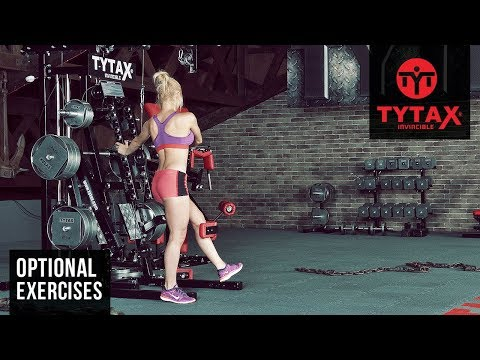 TYTAX® M2 ( Opt. GP ) | Lever Standing Hip Adduction