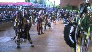 Men's Traditional...Sneak Up...Muckleshoot Powwow 2010