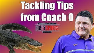 Tacking Tips from Coach O