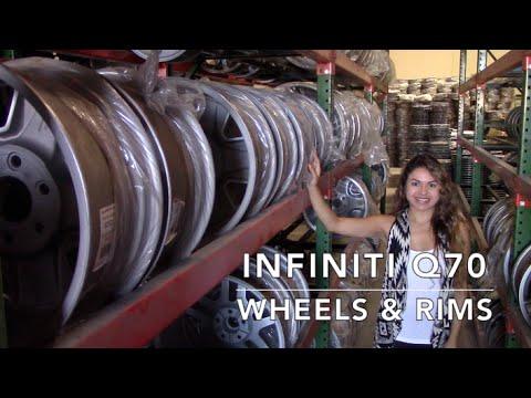 Factory Original Infiniti Q70 Wheels & Infiniti Q70 Rims – OriginalWheels.com