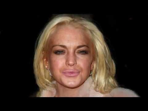 I 25 anni di Lindsay Lohan sul suo volto