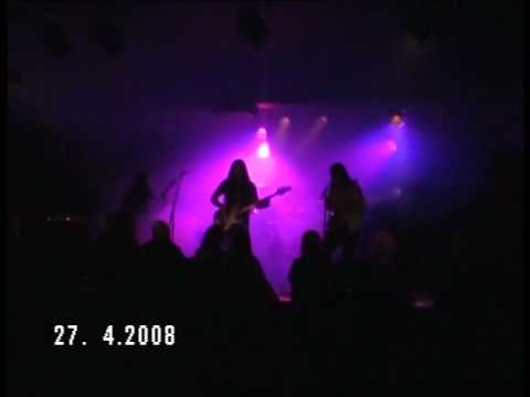 01 Raven Black Night - Morbid Gladiator (Live 27-04-2008)