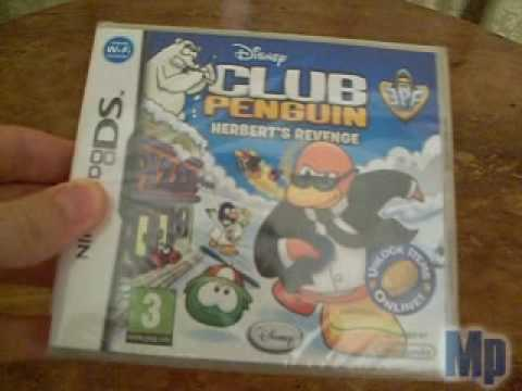 club penguin herbert's revenge nintendo ds cheats