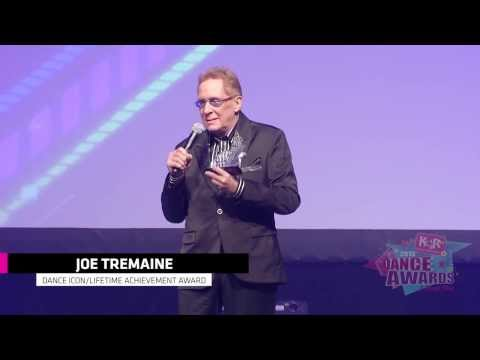 Joe Tremaine - Lifetime Achievement Award - KARtv Dance Awards