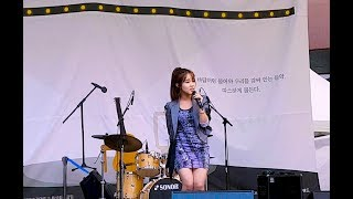 Whitney Houston - I Will Always Love You (cover By MAYDONI)_Live Performance(20170923)