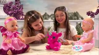 Drakoniukas Wonderland Dragon | Baby Born | Zapf Creation