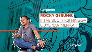 Download Video Wawancara Rocky Gerung: Kitab Suci Fiksi hingga Guyonan Menikah MP3 3GP MP4