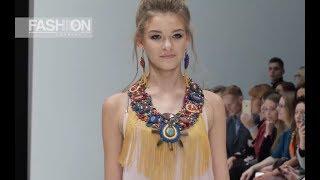 SKAISTE S B  Linija BRUZAITE Belarus Fashion Week Spring Summer 2018 - Fashion Channel