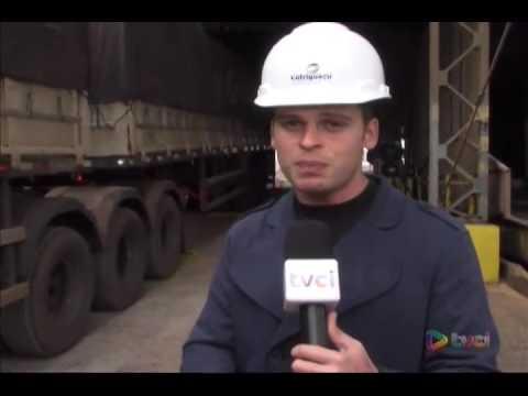 Cotriguaçu inaugura tombador para caminhões de 30 metros em Paranaguá