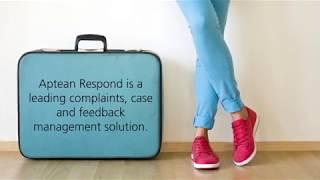 Aptean Respond for Travel