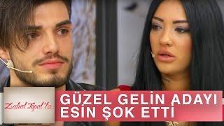 Zuhal Topal'la 141. Bölüm (HD) | Talibini Gören Esin Öyle Bir Şey Yaptı ki...