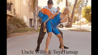 Uncle Willy & ToyaTurnup| PatD Lucky