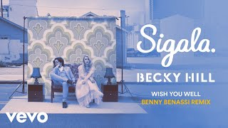Sigala, Becky Hill   Wish You Well (Benny Benassi Remix) [Audio]