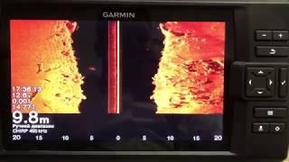 Эхолот garmin striker plus 9sv c датчиком gt52hw-tm