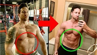 CRAZY 6 Week Fat Loss Transformation (COPY THIS!)