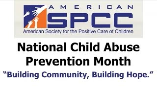 2017 April is National Child Abuse Prevention Month | American SPCC